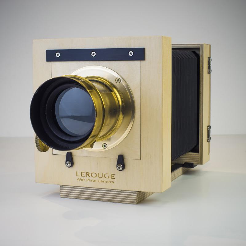 Vente en ligne de chambres collodion