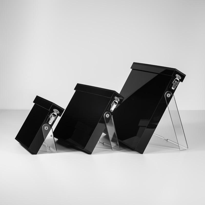 Boutique cuves verticales pour collodion humide